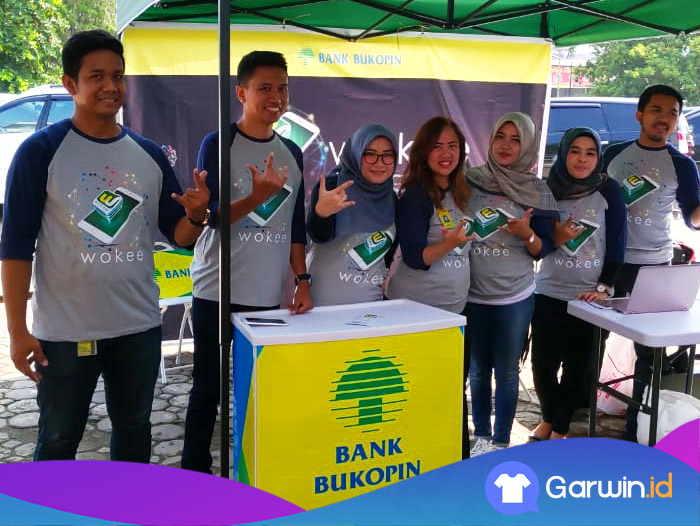 Kaos Gathering Bank Bukopin